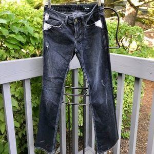 William Rast slim and straight jeans size 29